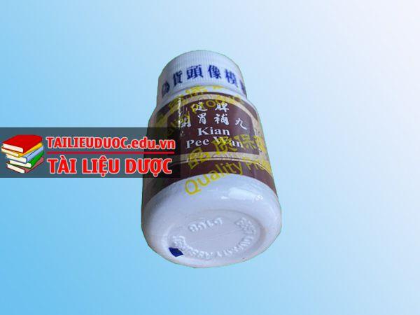 Hình ảnh Kian Pee Wan giúp tăng cân hiệu quả